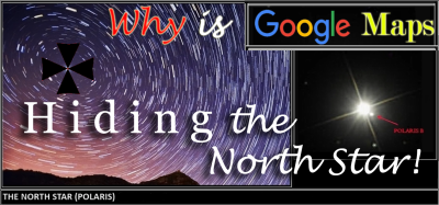 Why Is Google Sky Hiding The North Star?