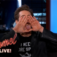 Jim Carrey and the All Mocking Tongue (Video)
