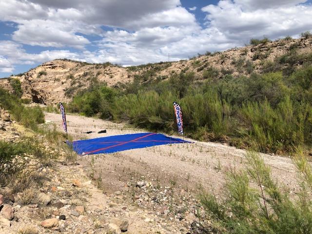 Act of Faith: Jonathan Kleck's Skydive Into the Chinati Desert!